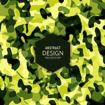 Moderne fond Camouflage