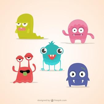 Monstres drôles