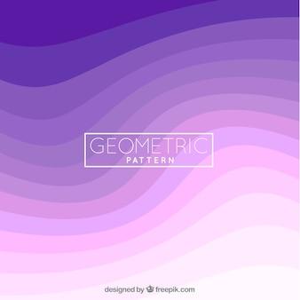 Motif abstrait de violet