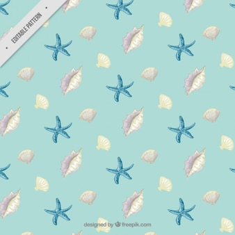 Motif Starfish