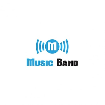 Music Band Logo Template