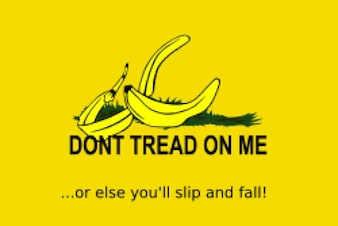 ne marchez pas sur moi (remix peau de banane)