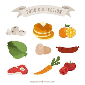 nourriture saine Tasty