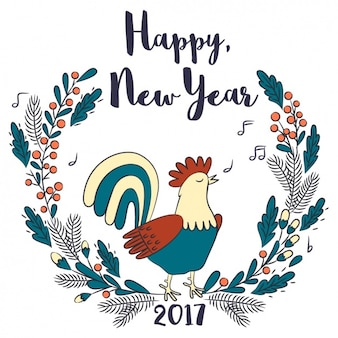 Nouvelle année chinoise, tiré par la main