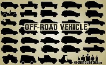 Off-road voitures