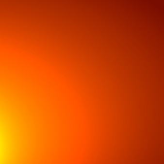 Orange, fond, conception