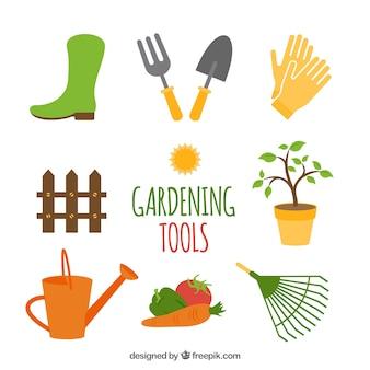 Outil jardin vecteurs et photos gratuites for Outil de conception jardin