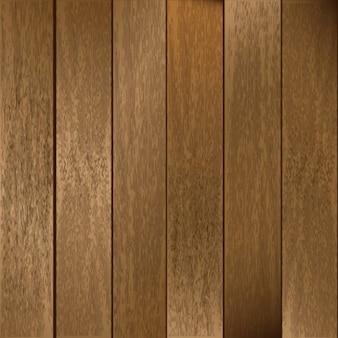 Planches en bois jeu de fond réaliste