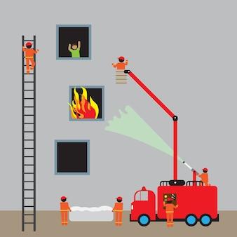 Pompiers pompiers