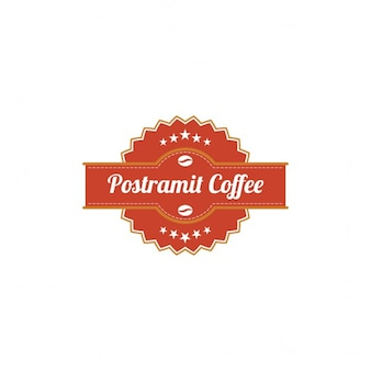 Postramit Coffee Logo Template