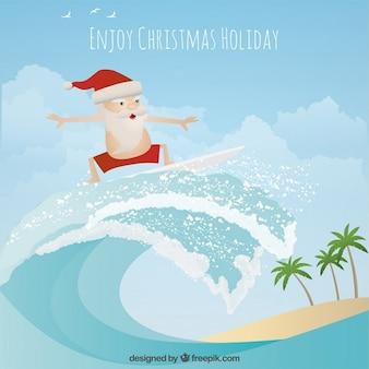 Profitez de vacances de Noël
