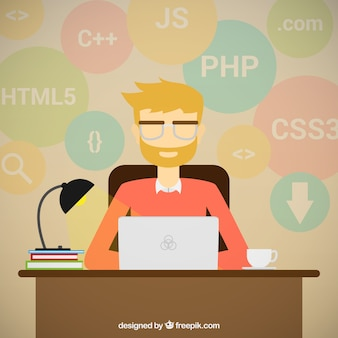 Programmeur et le processus de codage