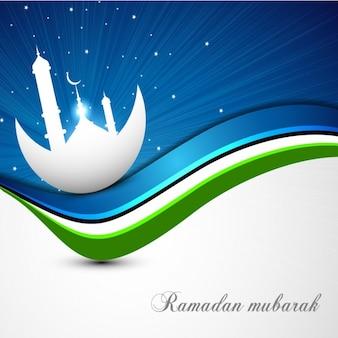 Ramadan Moubarak voeux