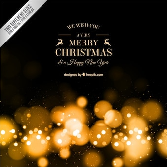 Réaliste fond Christmas Glitter