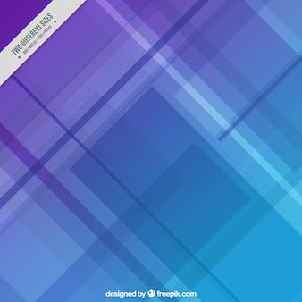 Résumé bleu et violet fond rayé