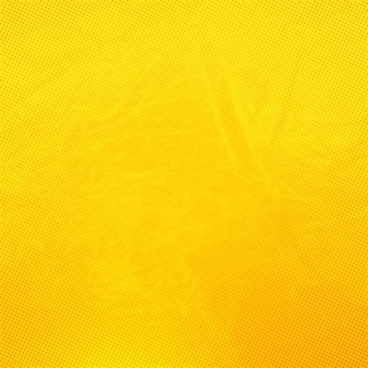 Résumé de fond jaune avec de minuscules points