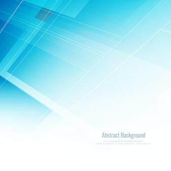 Résumé de la technologie moderne de la couleur bleue