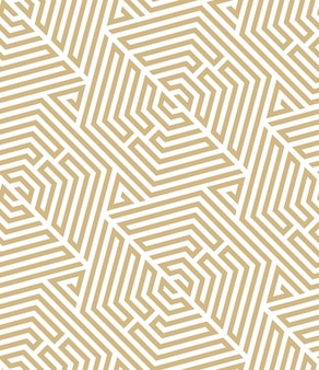 Résumé motif géométrique