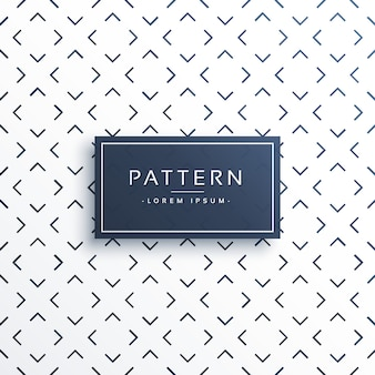 Résumé propre minimal pattern background design