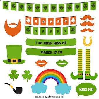 Saint Patricks décoration jour