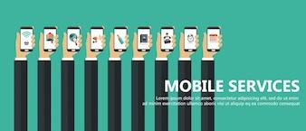 Services et applications mobiles