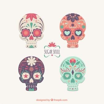 Sucre crânes collection
