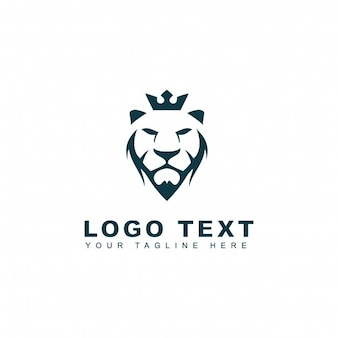 Super King Logo Template