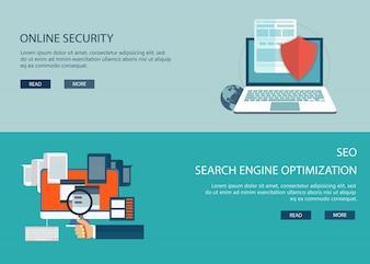 Sur la sécurité en ligne et SEO