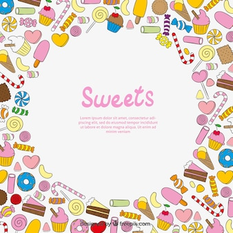 Sweets fond