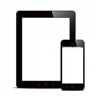 Tablet et la conception du téléphone mobile
