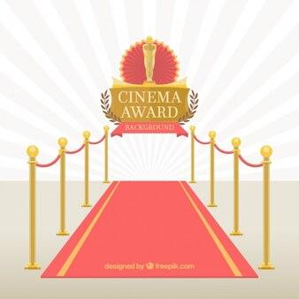 Tapis rouge de l'événement cinématographique