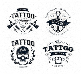 Tattoo collection logo