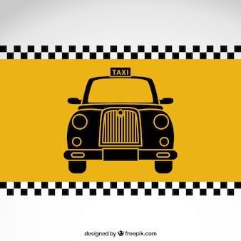 Taxi icône