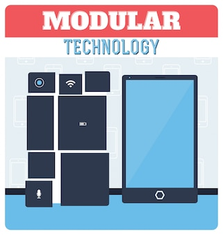 Technologie modulaire