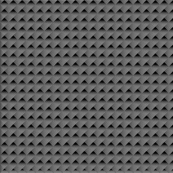 Texture ou fond noir des carrés