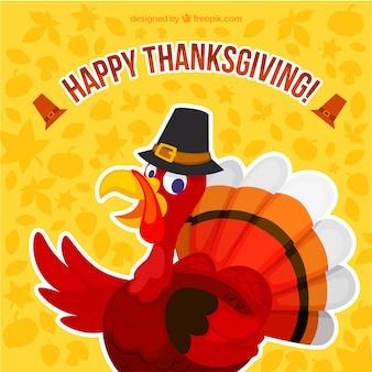 Thanksgiving dinde