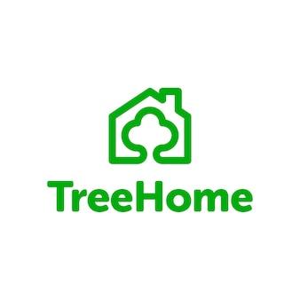 Tree Home Logo