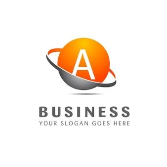 Une lettre Logo