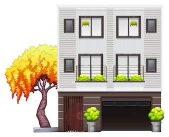 Une maison moderne