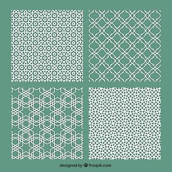 Variété de mosaïques