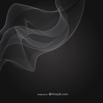 Vecteur de fond de fumée