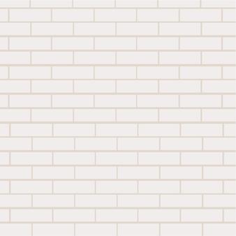 Vecteur de mur en brique blanche