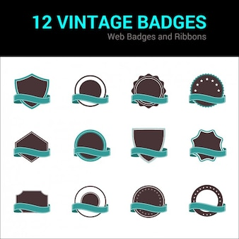 Vintage Collection Badge