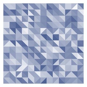 White Galaxy Background avec des nuances d'éléments de conception bleus