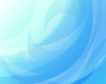 abstracto del vector gráfico azul de fondo