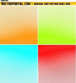 Amarillo de fondo abstracto rayo