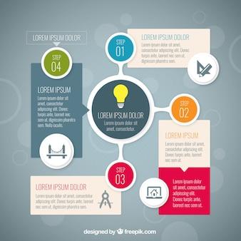 Arquitectura infografía