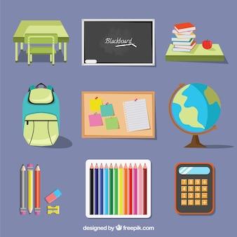 Artículos de colegio