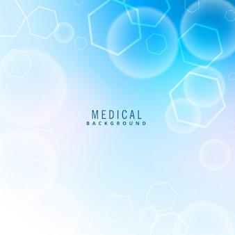 Asombroso fondo acerca de la ciencia médica