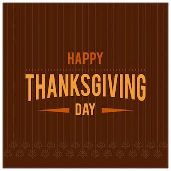 Asombroso fondo marrón para el día de acción de gracias